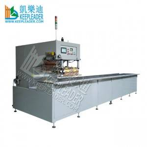 High Frequency PVC Tarpaulin Canvas Sealing Machine of High Frequency Heat Sealing for PVCTents/Tarpaulin/Canvas/Billboards/Sign