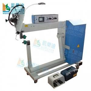 Tarpaulin hot air welding machine of hot air tarpaulin welding machine