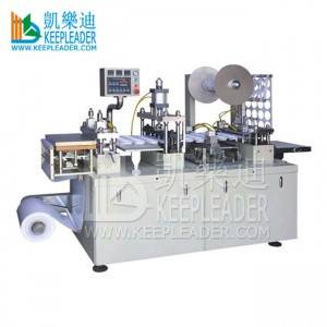 Fully Automatic Cup Bowl Box Lid Thermoforming Machine of Lunch box Thermoforming Machine of Blister Thermoforming Machine