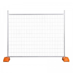2020 new products China factory Temporary fence panel in Canada