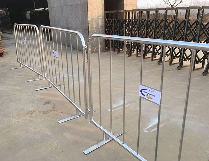 Crowd Barrier