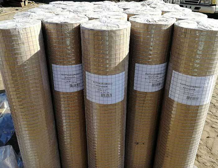Professional Design Welded Wire Mesh Fencing - Welded Wire Mesh – Hua Guang