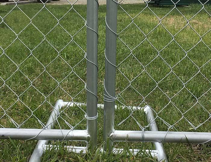 OEM manufacturer Garden Fencing -