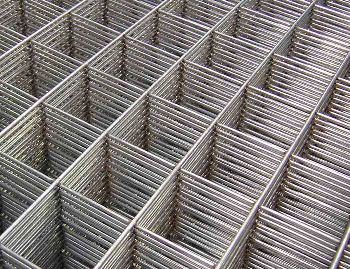 Factory Cheap Hot Green Fence Post - Welded Wire Mesh Panel – Hua Guang
