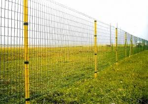 China manufacture Mesh Fence Garden Fence Welded Mesh Fence for sale
