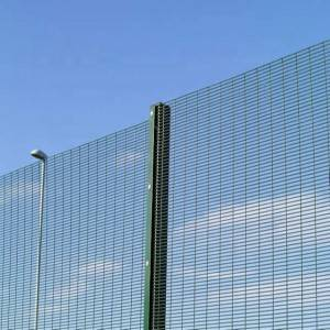 358 anti climb fence price square mesh cyclone wire fence price philippines