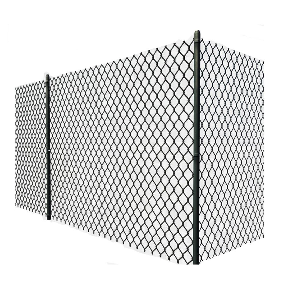 chain link fence for baseball fields 6′x12′ temporary chain link fence panel Featured Image