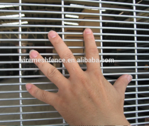 Hot sale manufacture anti-climb fence usd against elephants