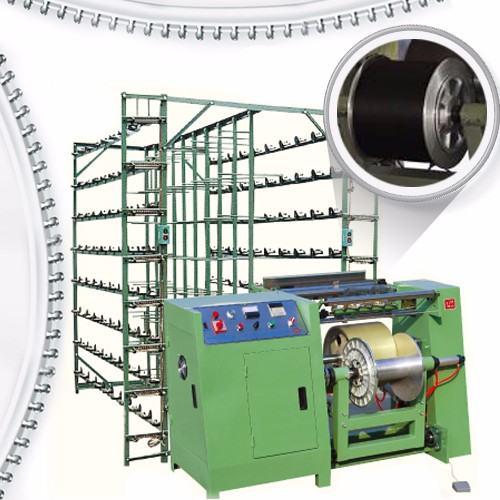 Big Discount Zipper Loom Machine -