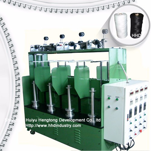 High Speed ​​Nylon Zipper Core Linje Making Machine