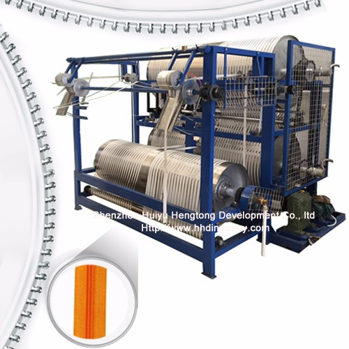 Good User Reputation for Zipper T-Cut Machine -