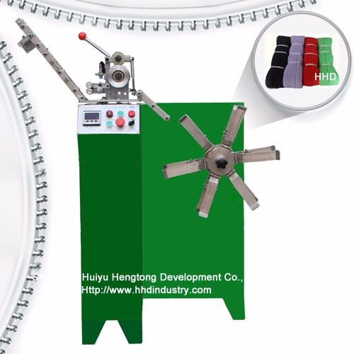 factory low price Magic Tape Hook And Loop Machine -