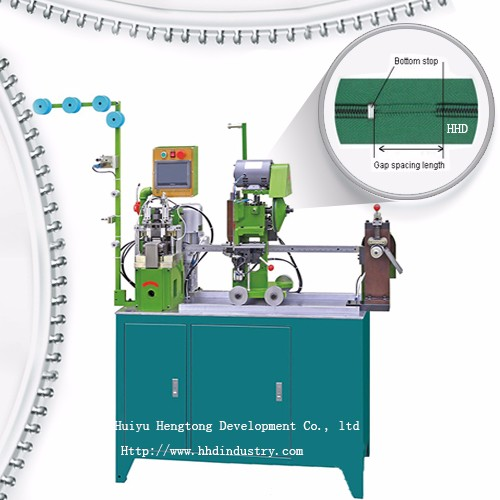 2017 China New Design Nylon Zipper Stitching Machine -