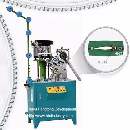 China Supplier Metal Zipper Plating Machine -
