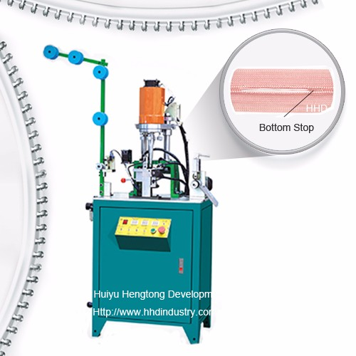 Factory Outlets Close-End Zipper Machine -