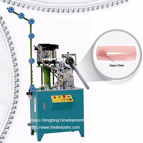 Online Exporter Open-End Plastic Zipper Making Machine -