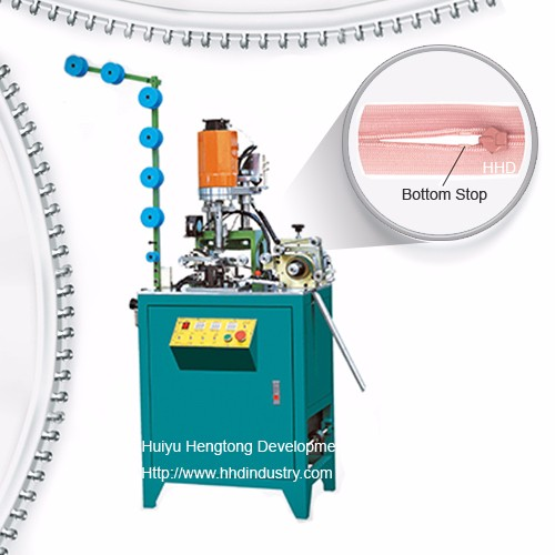 Reasonable price for Metal Zipper Coiling Machine -