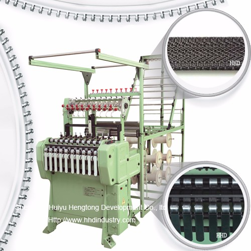High Speed Metal Zipper Tape Making Machine