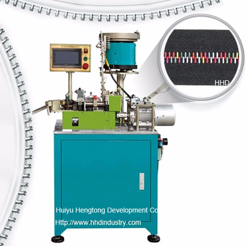 factory customized Zipper Manual Machine -