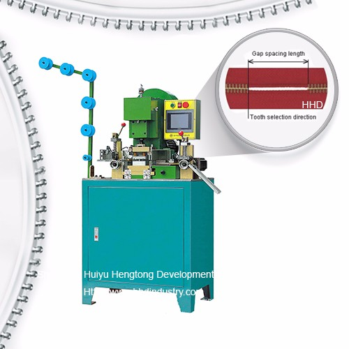 Professional China Zipper Belt Weaving Machine -