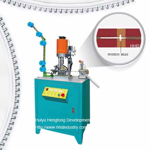 2017 Latest Design Nylon Metal Separating Zipper -