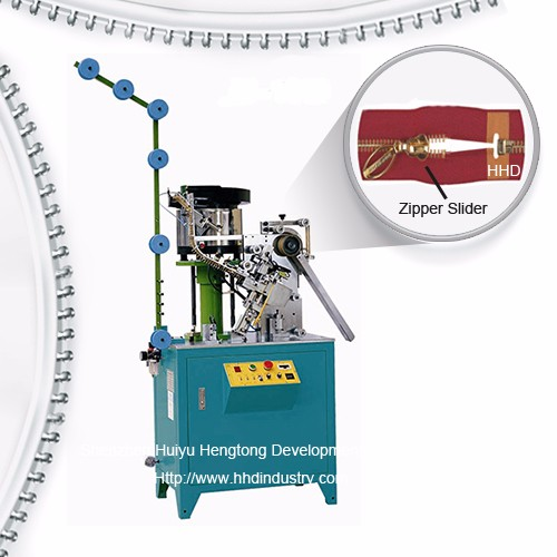 2017 New Style Coil Zipper Making Machine -