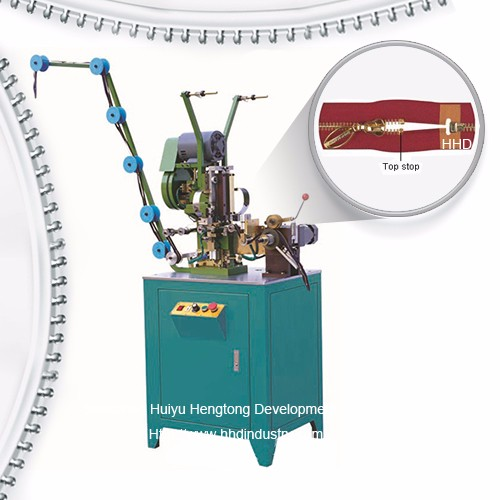 2017 wholesale price Zipper Machine Manufacturer In Taiwan -
