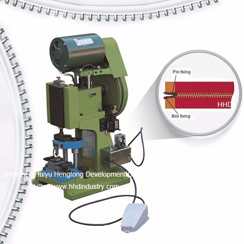 2017 Good Quality Zipper Manufacturer Machine -