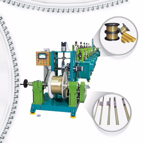 Well-designed Cfc Zipper Making Machinery -