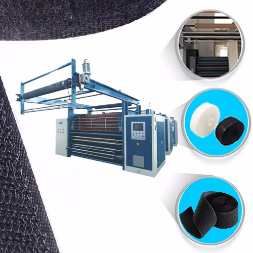 Manufactur standard Top Stop Zipper Machine -