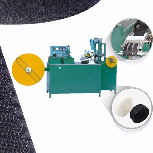 Tape Splitting And Winding Machine