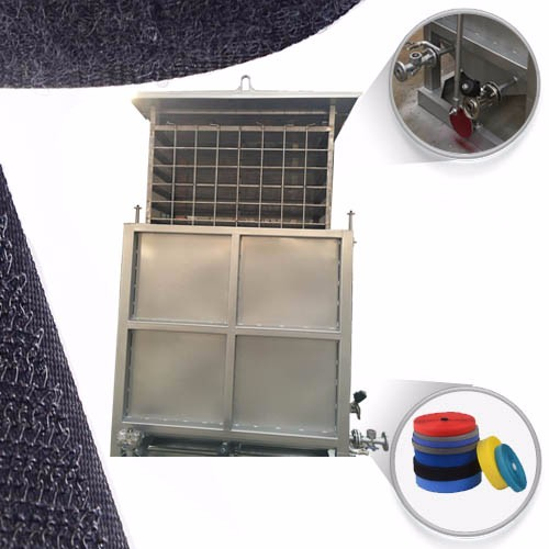 Wholesale Discount Non Woven Zipper Bag Making Machine -