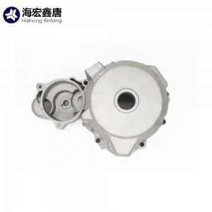 OEM service China manufacture aluminum die casting motorcycle cover