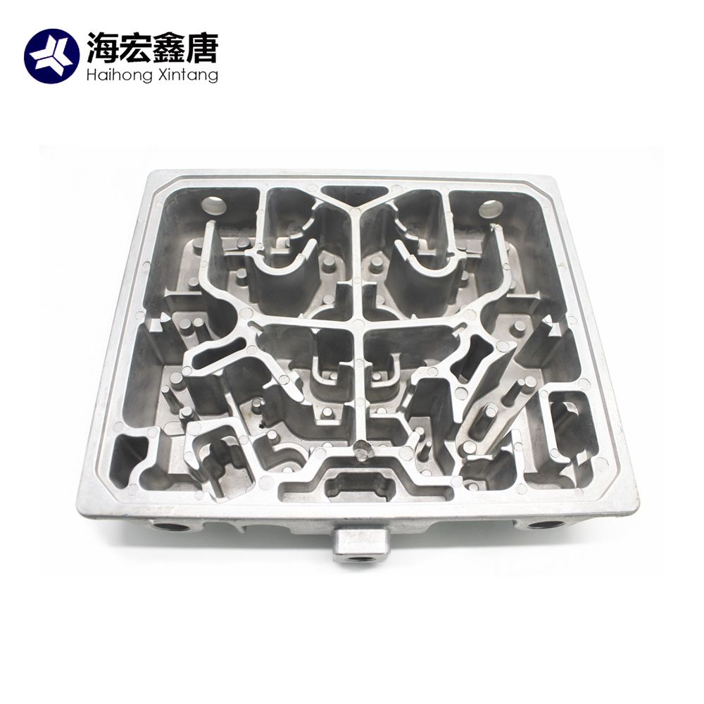 High quality OEM custom die casting aluminum electronic enclosure Featured Image