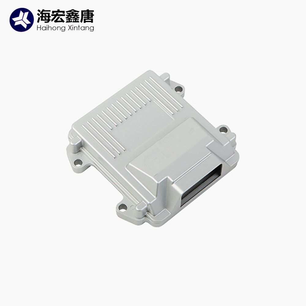 Wholesale customized aluminum die cast electronic spare parts