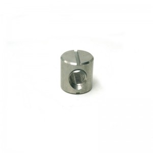 Good Quality CNC Machined parts -