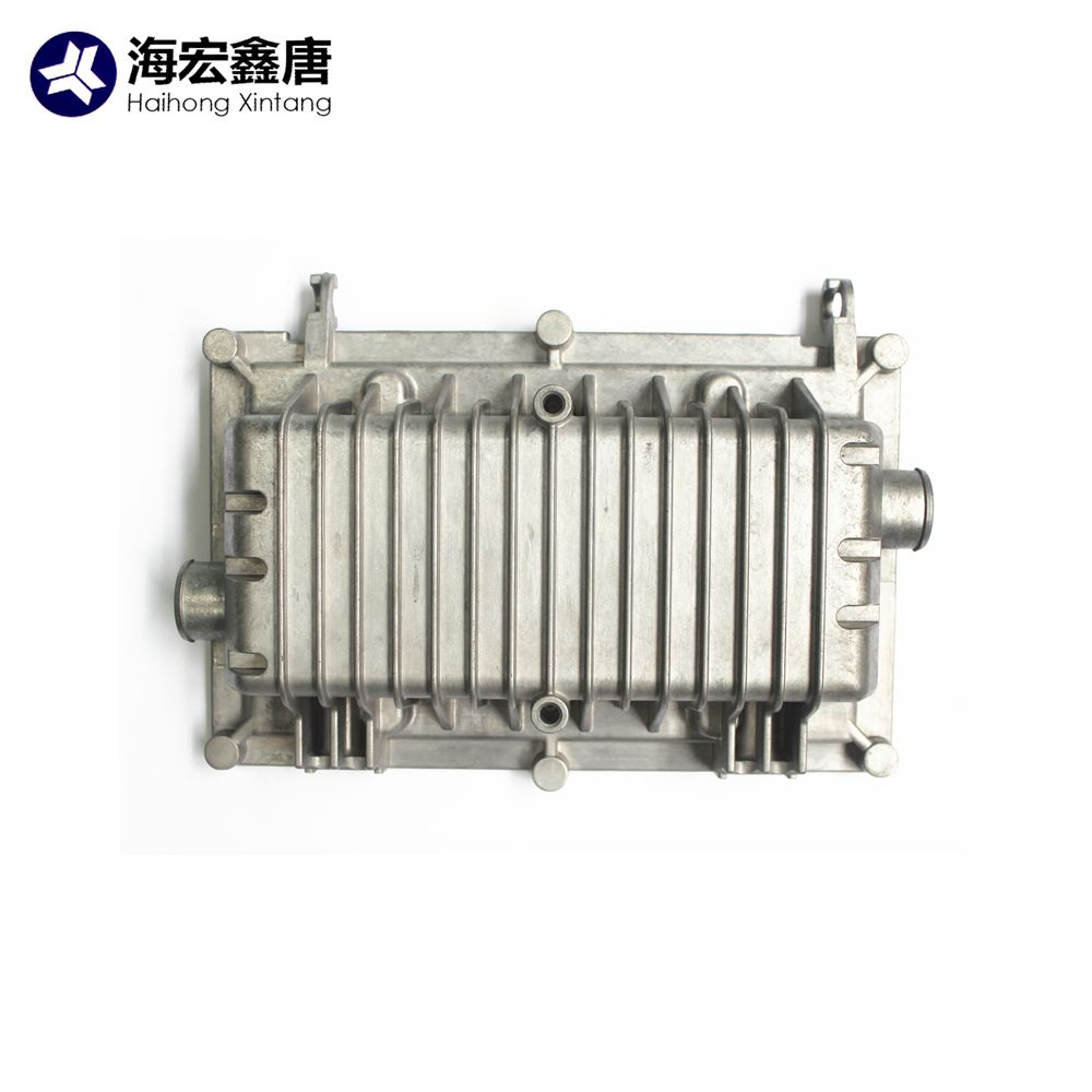 Customized Precision Die Casting Aluminum Telecommunication Cover