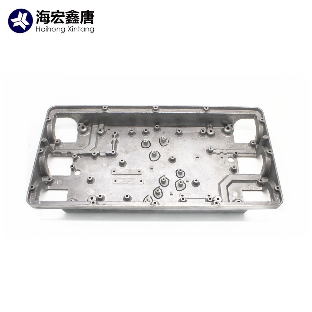 China custom made aluminum die casting electrical instrument waterproof   cast box cover enclosures