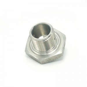 Stainless steel mass production micromachining part