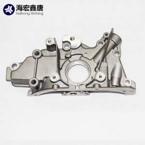 Auto motor parts motorcycle parts accessories OEM die casting oil pump