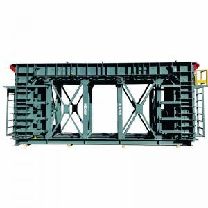 Chinese Professional Standard Segment Mold -