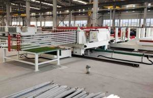 Lightweight Partition Wall Panel Production Line