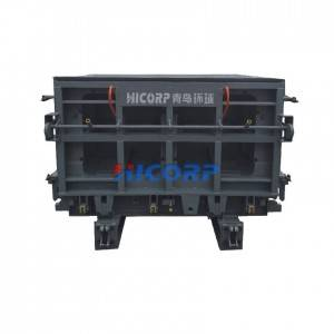 Factory wholesale Metro Segment Mould -