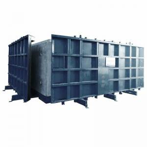 Vertical Tri-apartment Integrated Box Culvert Mould