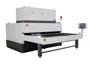 HF double working table edge gluer