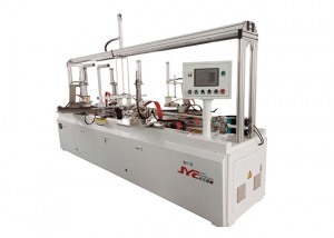 HF tumpak na cabinet frame assembly machine