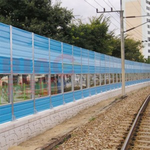 Communityfactory acoustic barrier