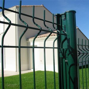 Best-Selling One-Way Plastic Geogrid - Mesh fence – Jinbiao
