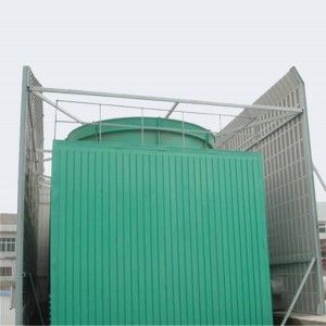 Air conditioning unit acoustic barrier
