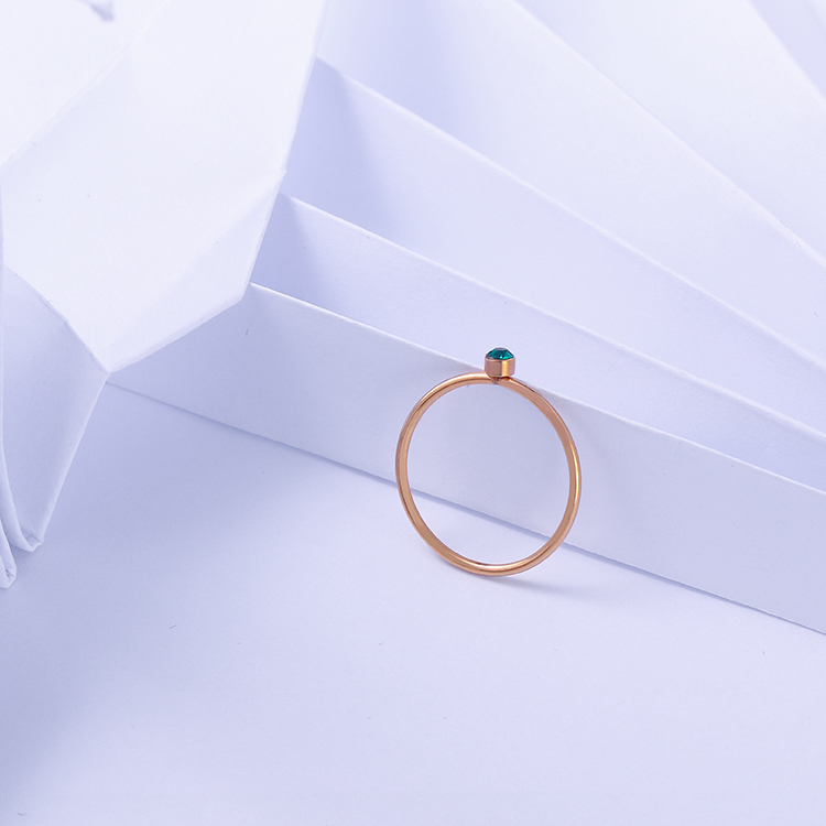 Minimalist ring Jewelry Alagbara, irin Dainty Stackable Stack Rings Kn For For Women